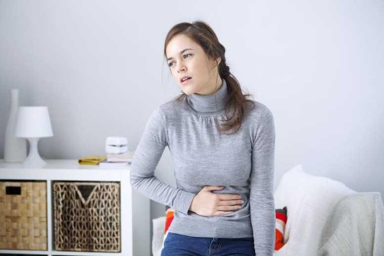 Schmerzen im oberbauch mitte nach dem essen
