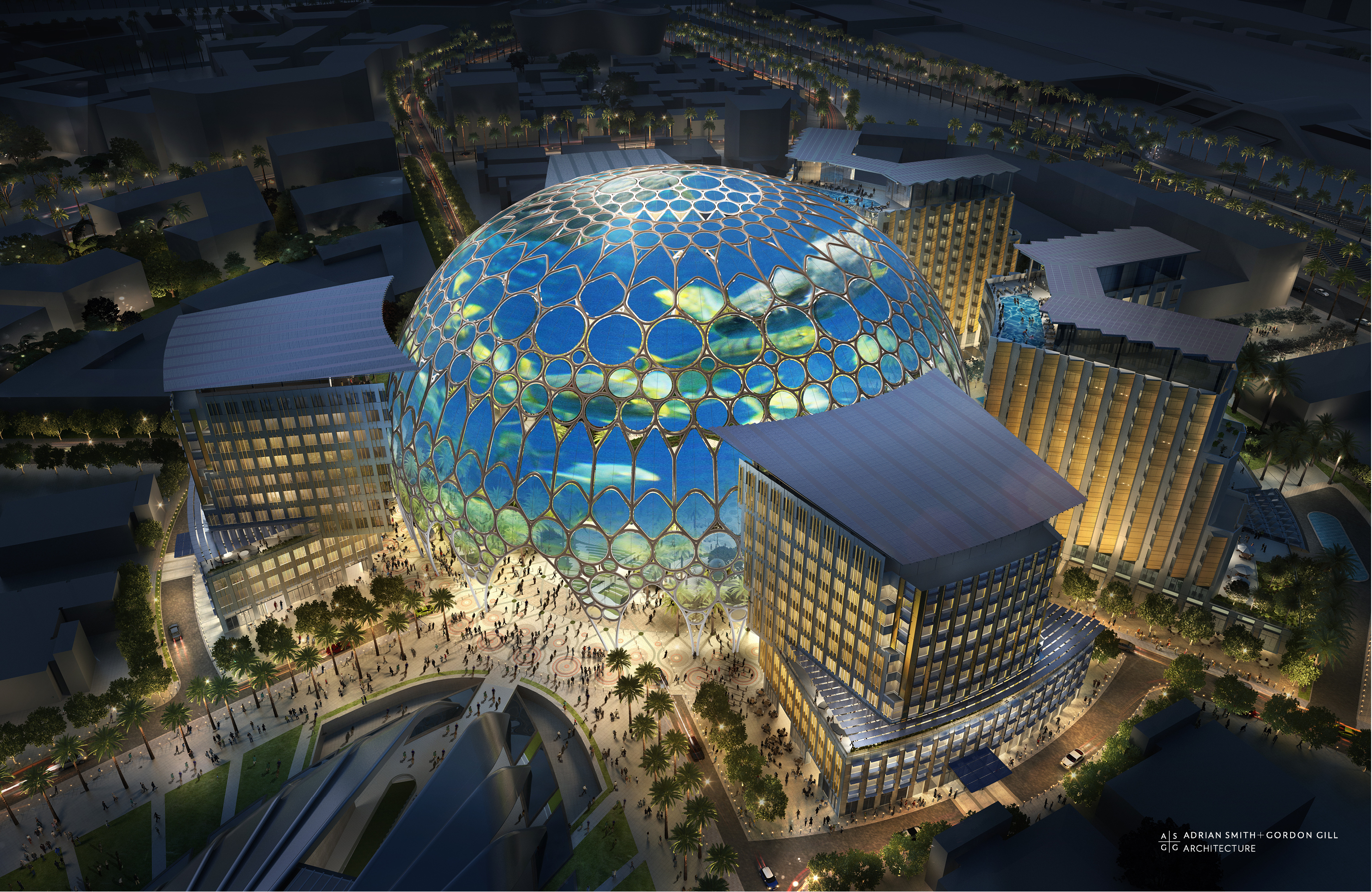 Al Wasl Press Release Renderings sm4