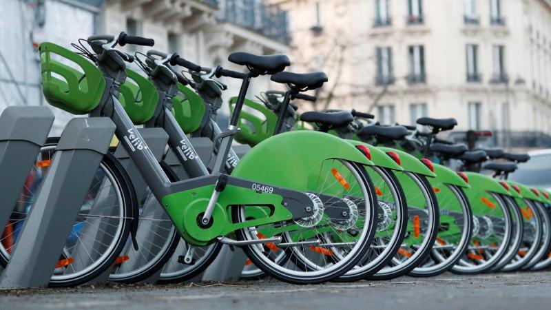 Velib' Bikes