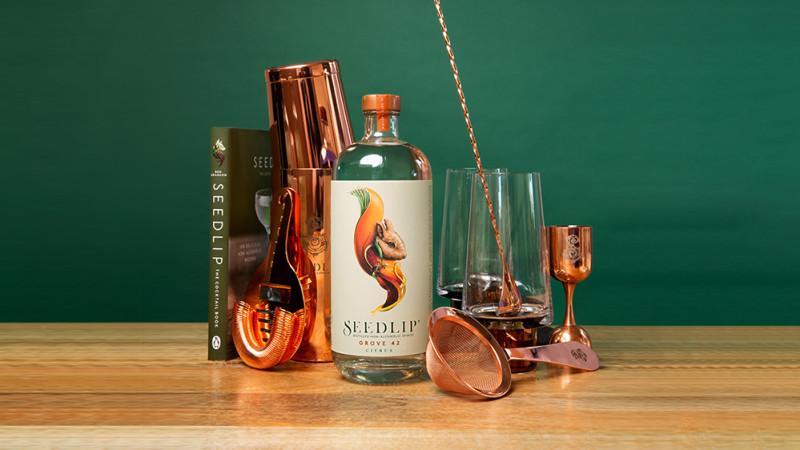 Seedlip Alcohol Kit