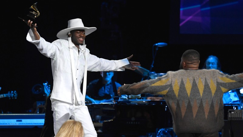 Lil Nas Grammys