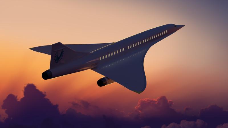 Boom Supersonic 1