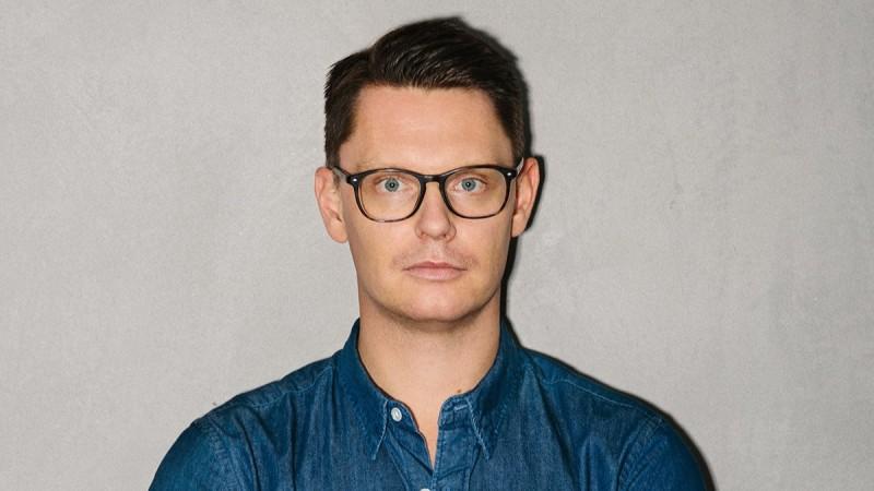 David Sandström, Chief Marketing Officer