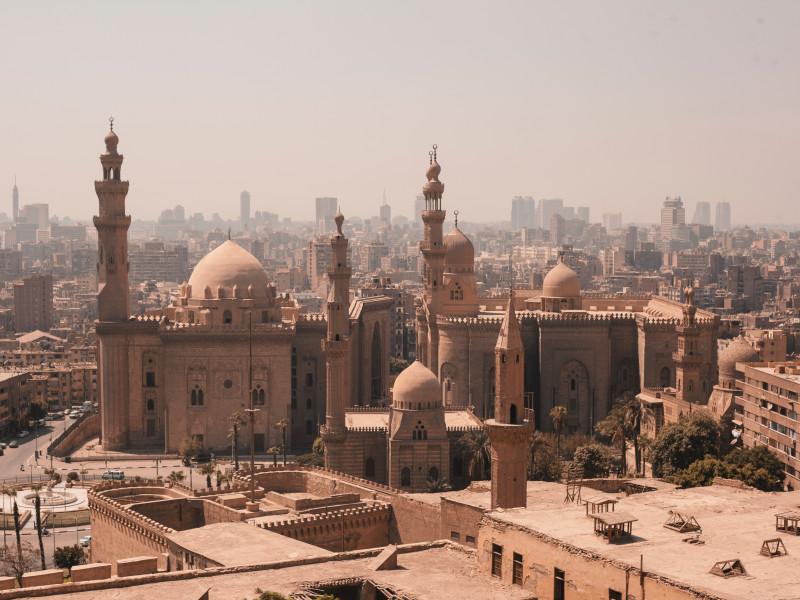 Cairo. Credit Omar Elsharawy. Source Unsplash