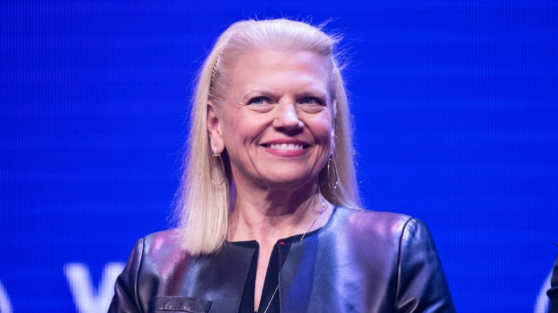 Ginni Rometty of IBM