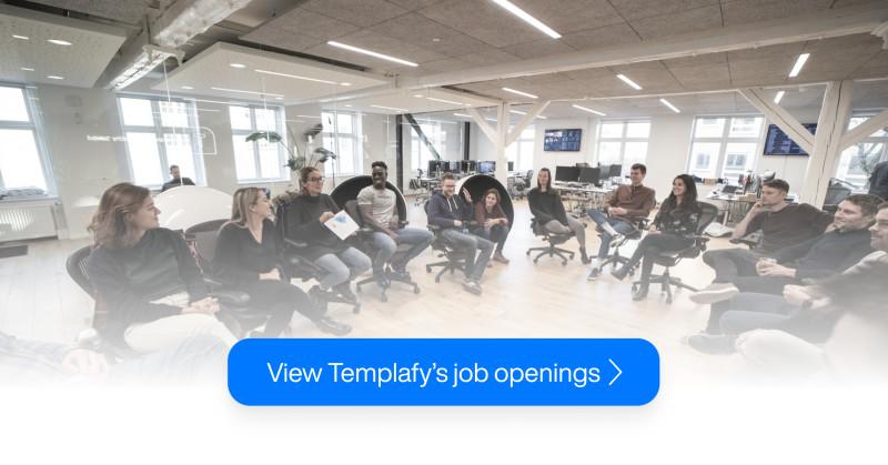 Templafy Jobs