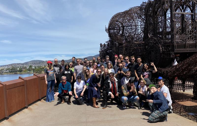 99d team in Hobart (1)