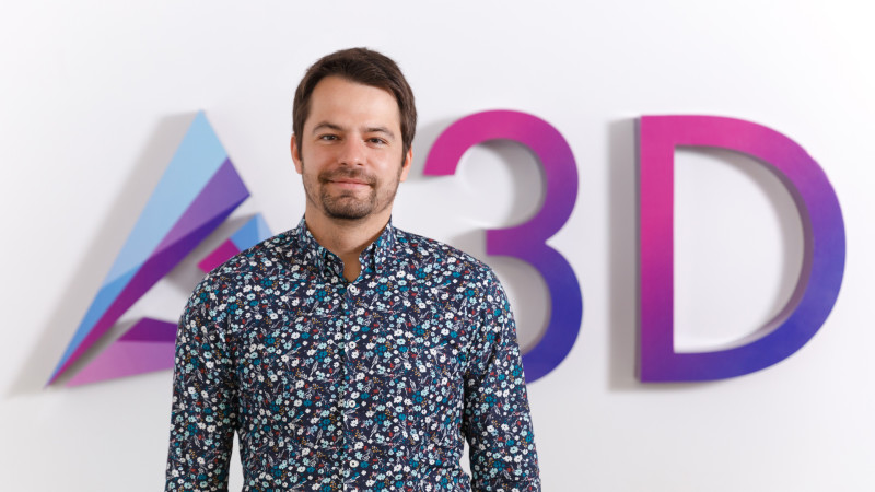 3DLOOK CEO Vadim Rogovskiy