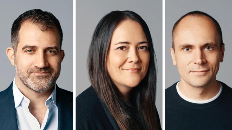 DataRobot CPO, CMO, and CTO