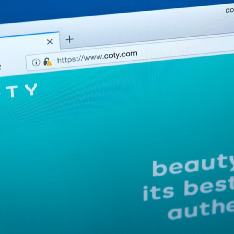 Coty Website