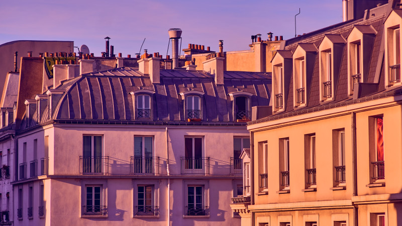 French Rooftops