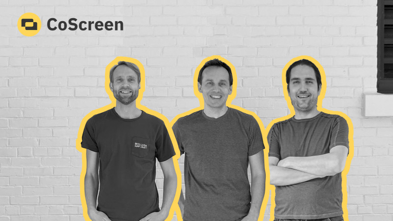 CoScreen Co-founders