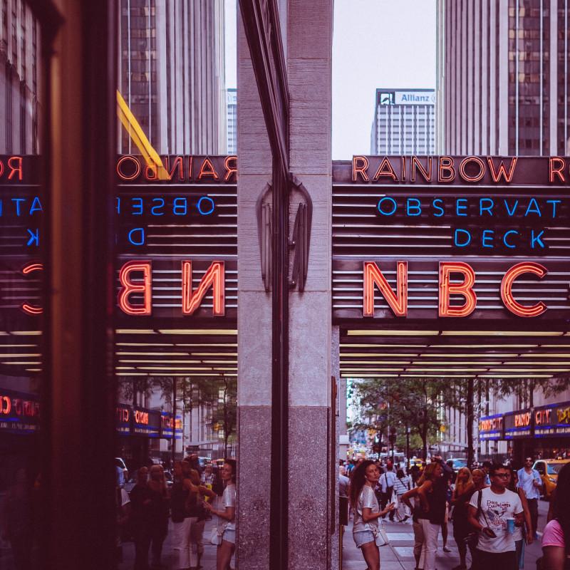 NBC Studios at Rockefeller Center