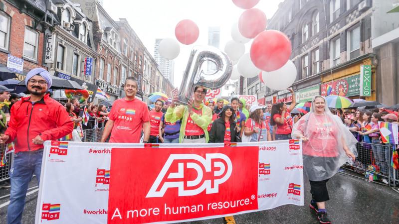 ADP parade
