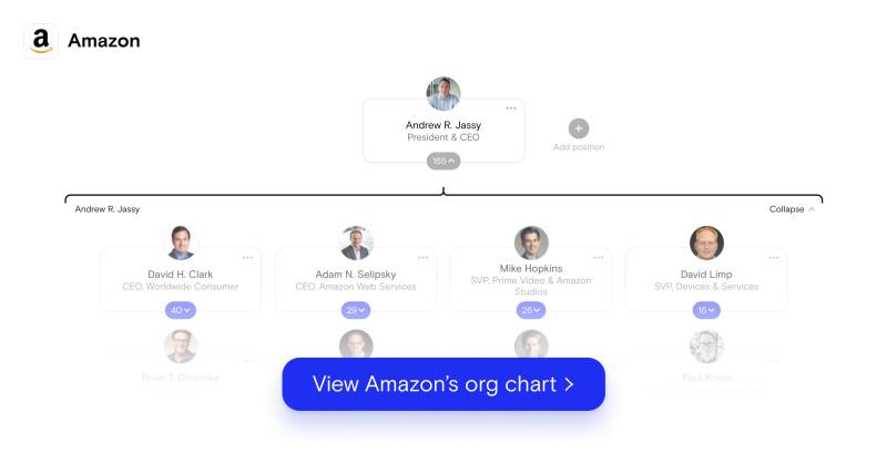 Amazon Andy Jassy