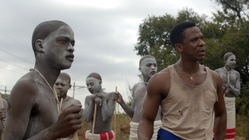 Scene from the Award-winning film Inxeba