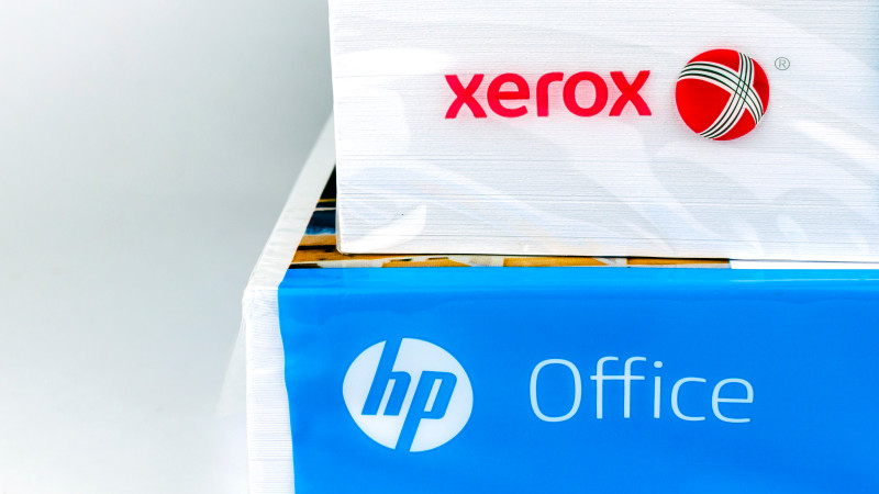 Xerox Takover Bid for HP