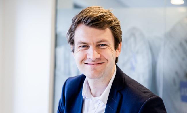 Lasse Pilgaard, CFO of TDC