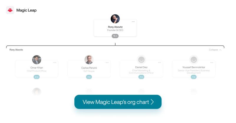 Magic Leap Desktop