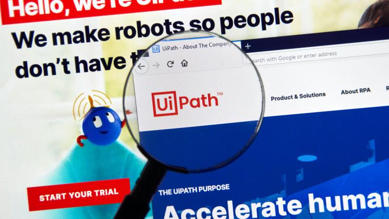 UiPath page