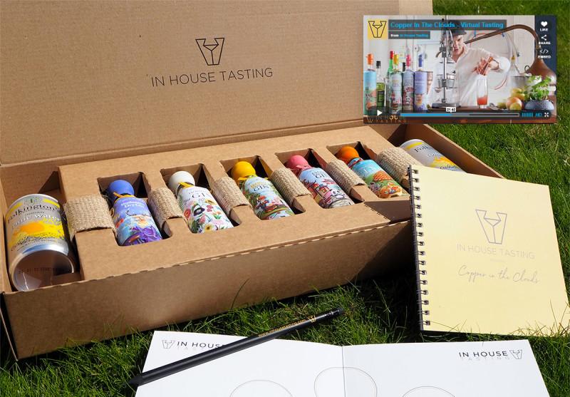 In House Tasting Kit