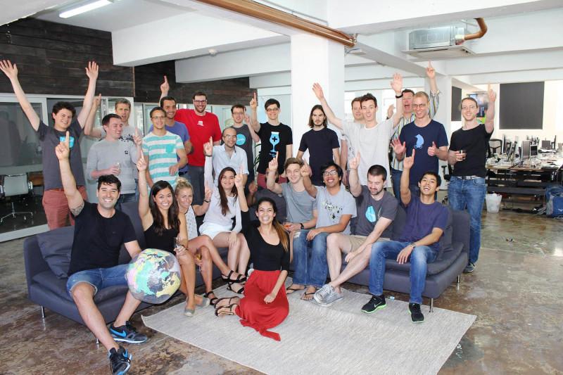 canva team photo