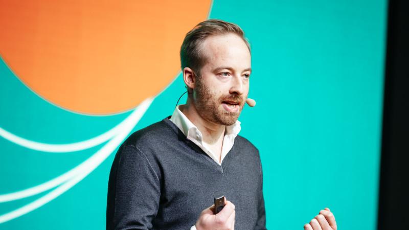 Zalando Co-CEO Rubin Ritter