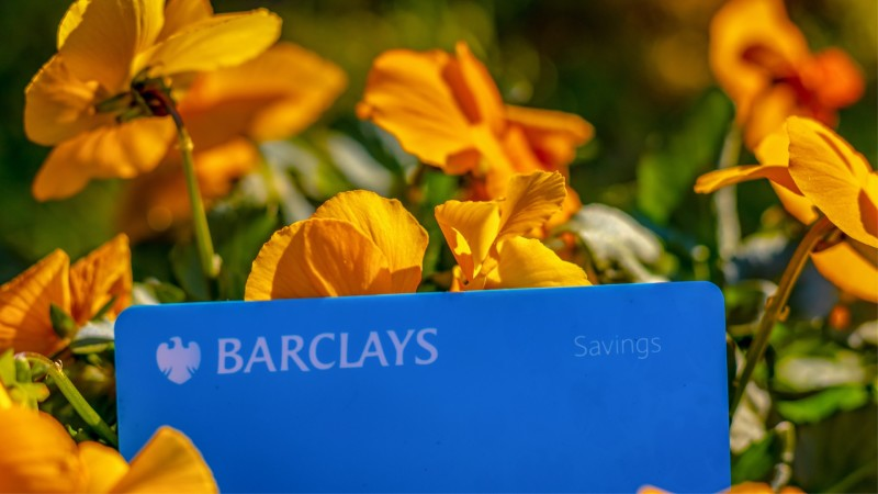 Barclays green