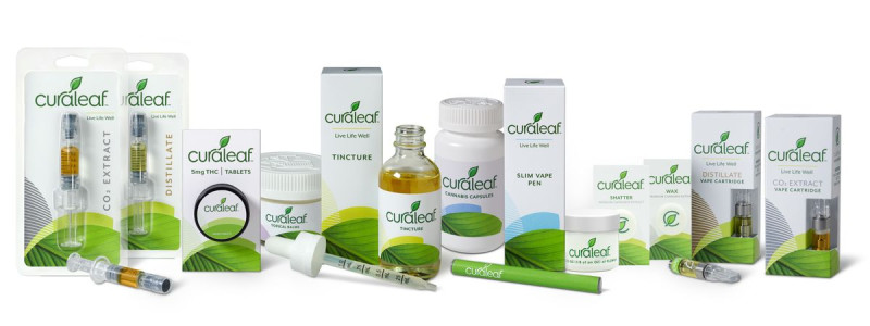 Curaleaf Products