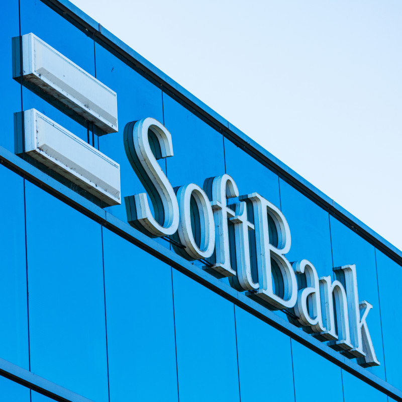 SoftBank Vision Fund Headquarters in Silicon Valley