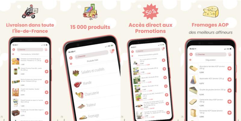 La Belle Vie Mobile App