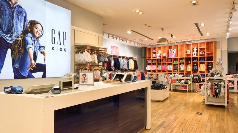 Gap Kids store