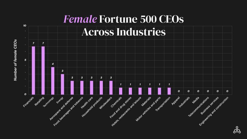 Female CEO Graphic 2