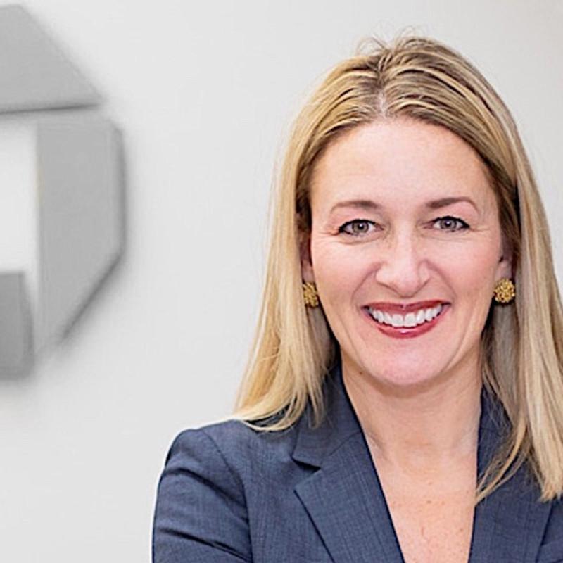 Leslie Gillin, CMO of JPMorgan Chase