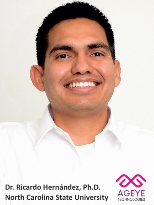 Ricardo Hernández, AgEYE Technologies