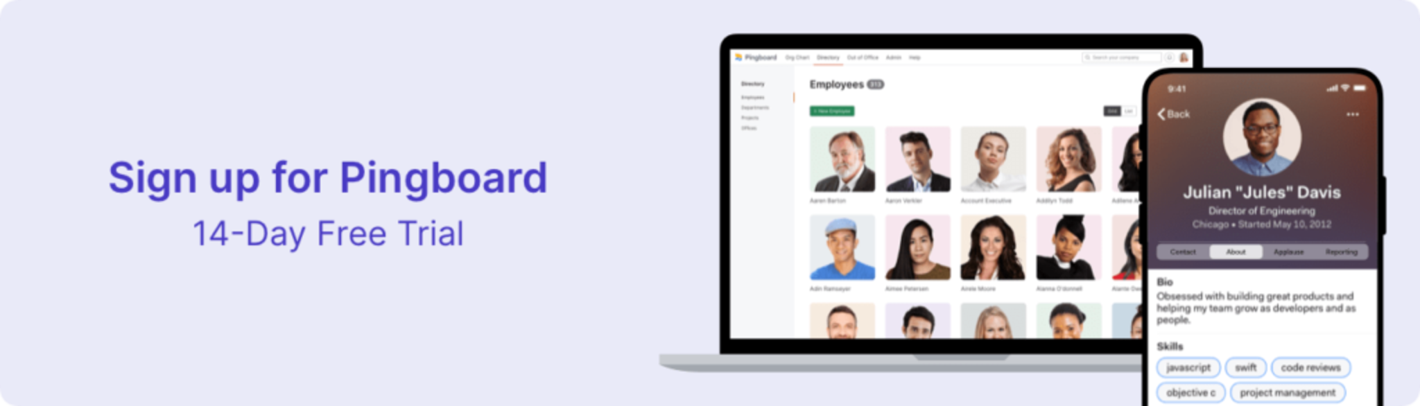 Employee Directory Free Trial