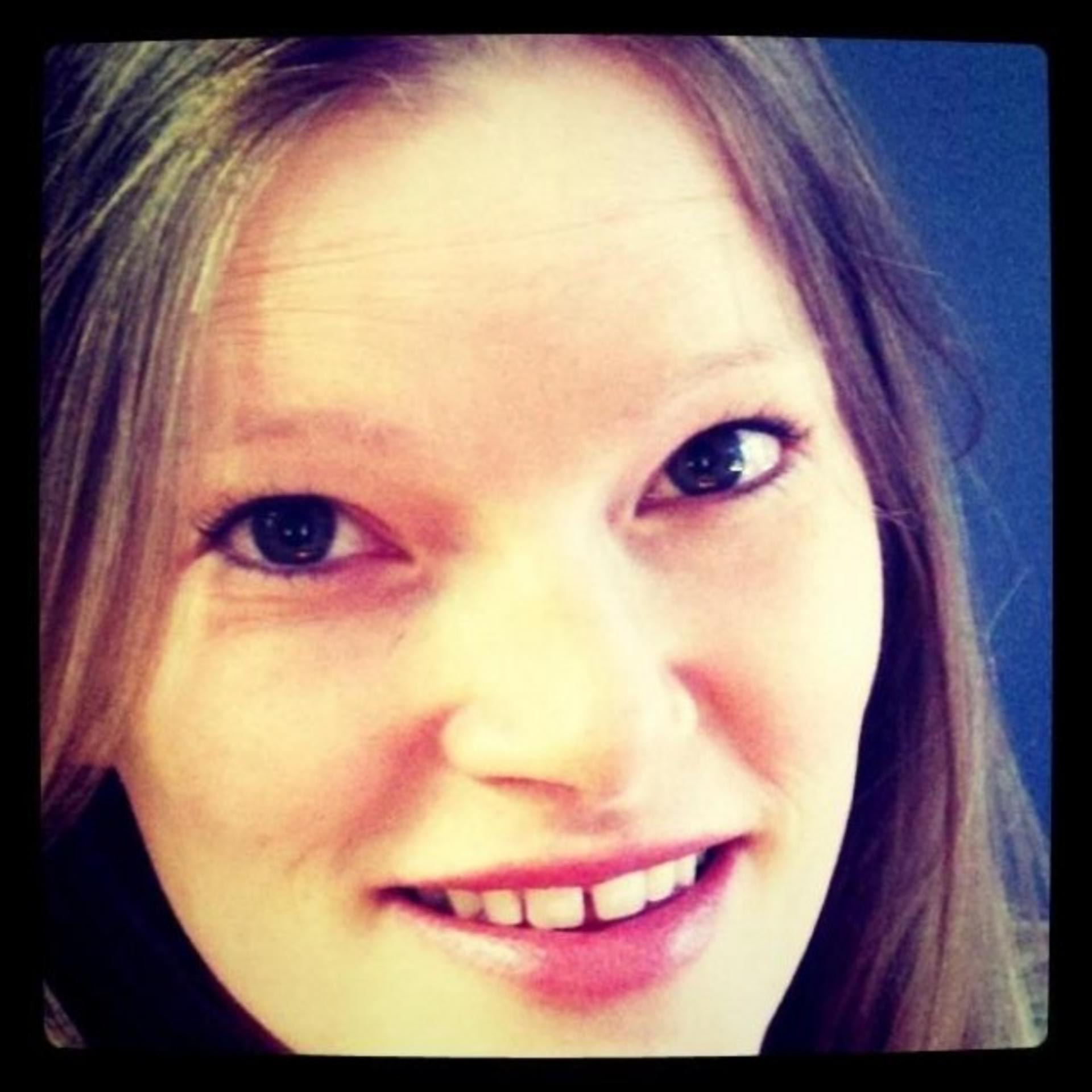 head portrait of Marisa Keegan