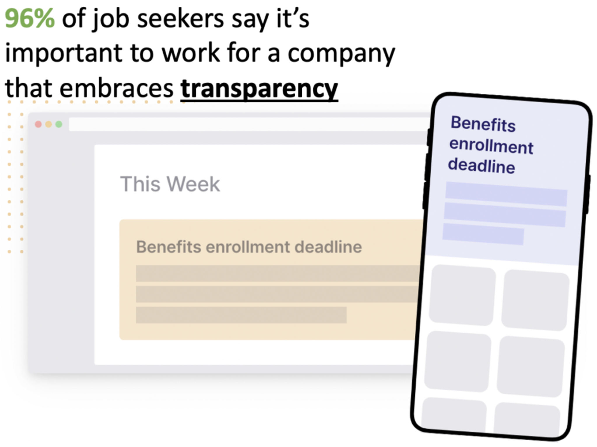 Workplace transparency quote
