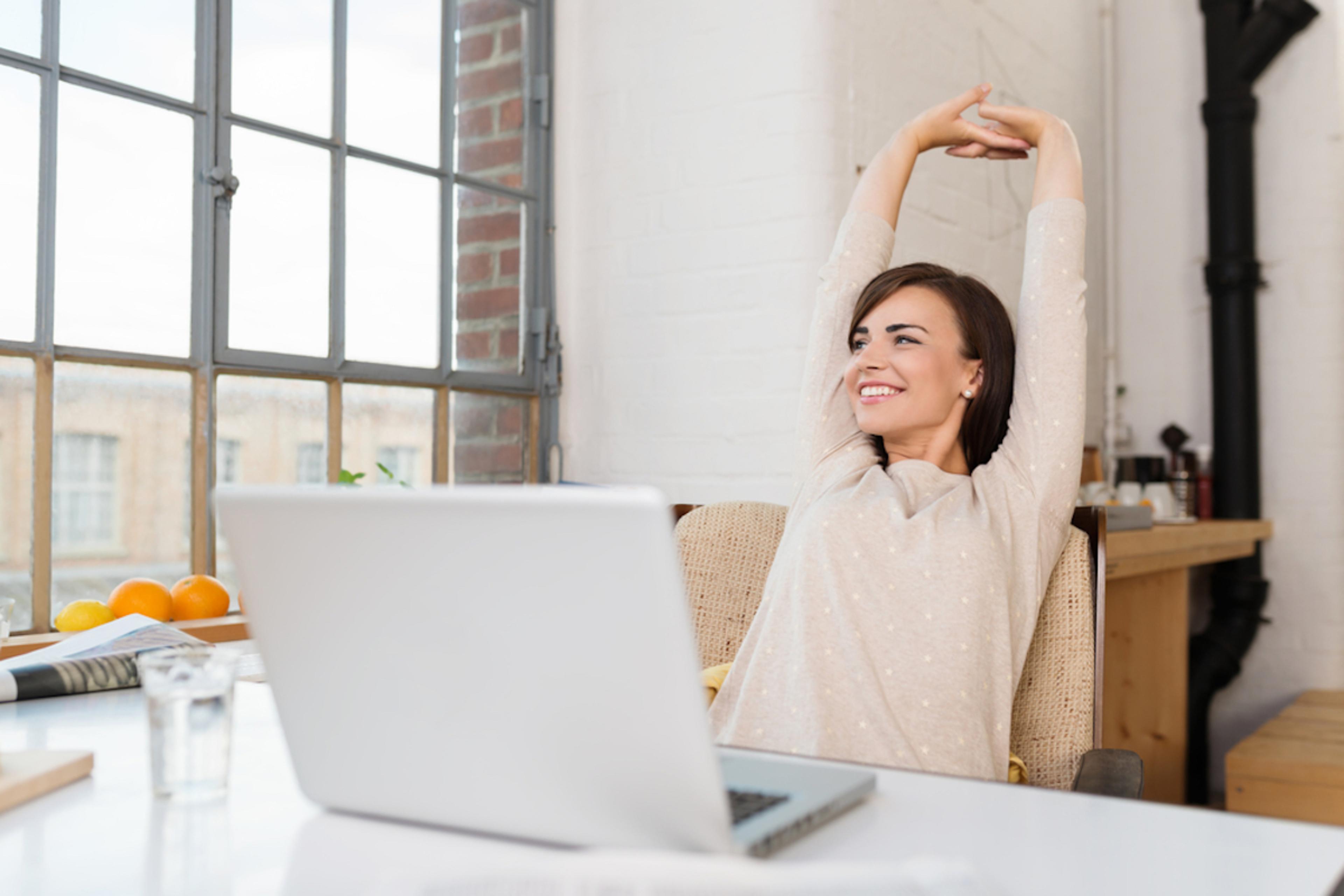 Happy Employee - Employee Satisfaction Survey Template Article