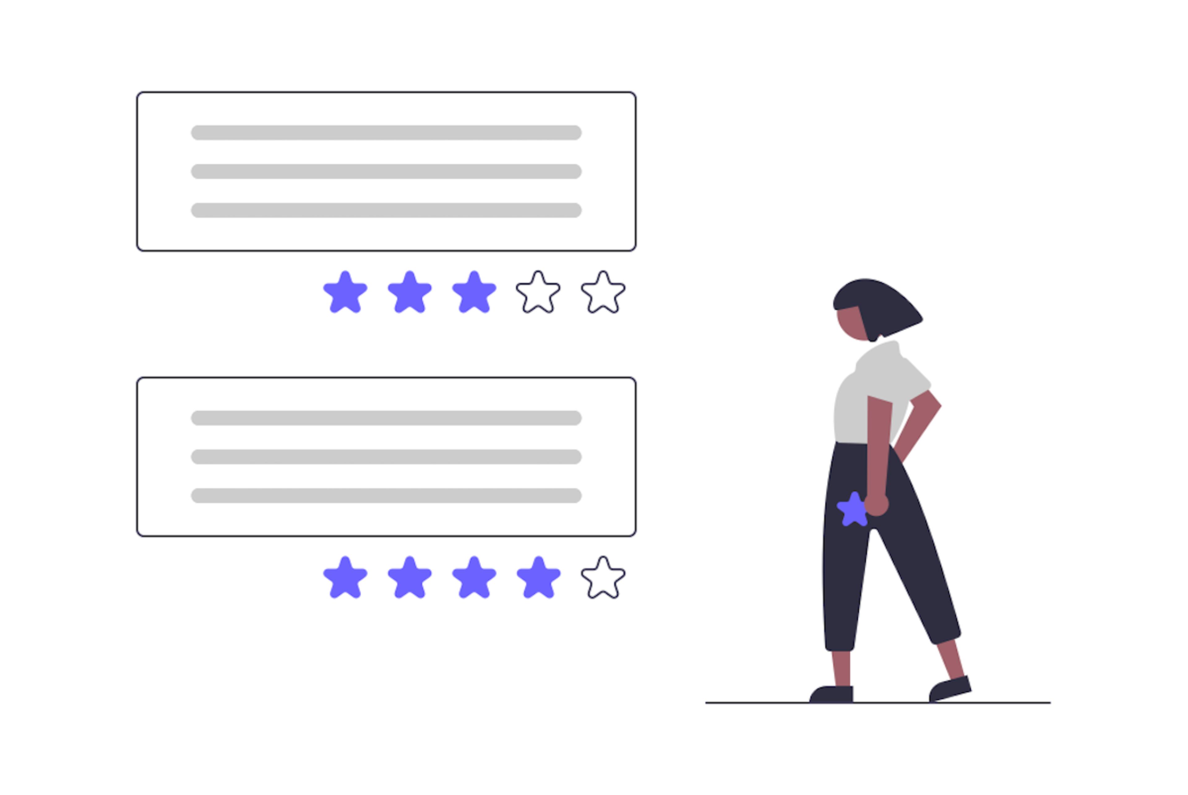 Performance reviews should have peer to peer reviews