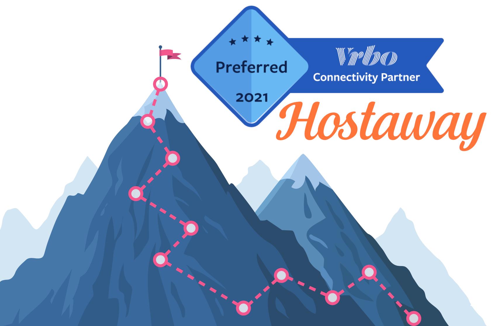 vrbo preferred connectivity partner Hostaway