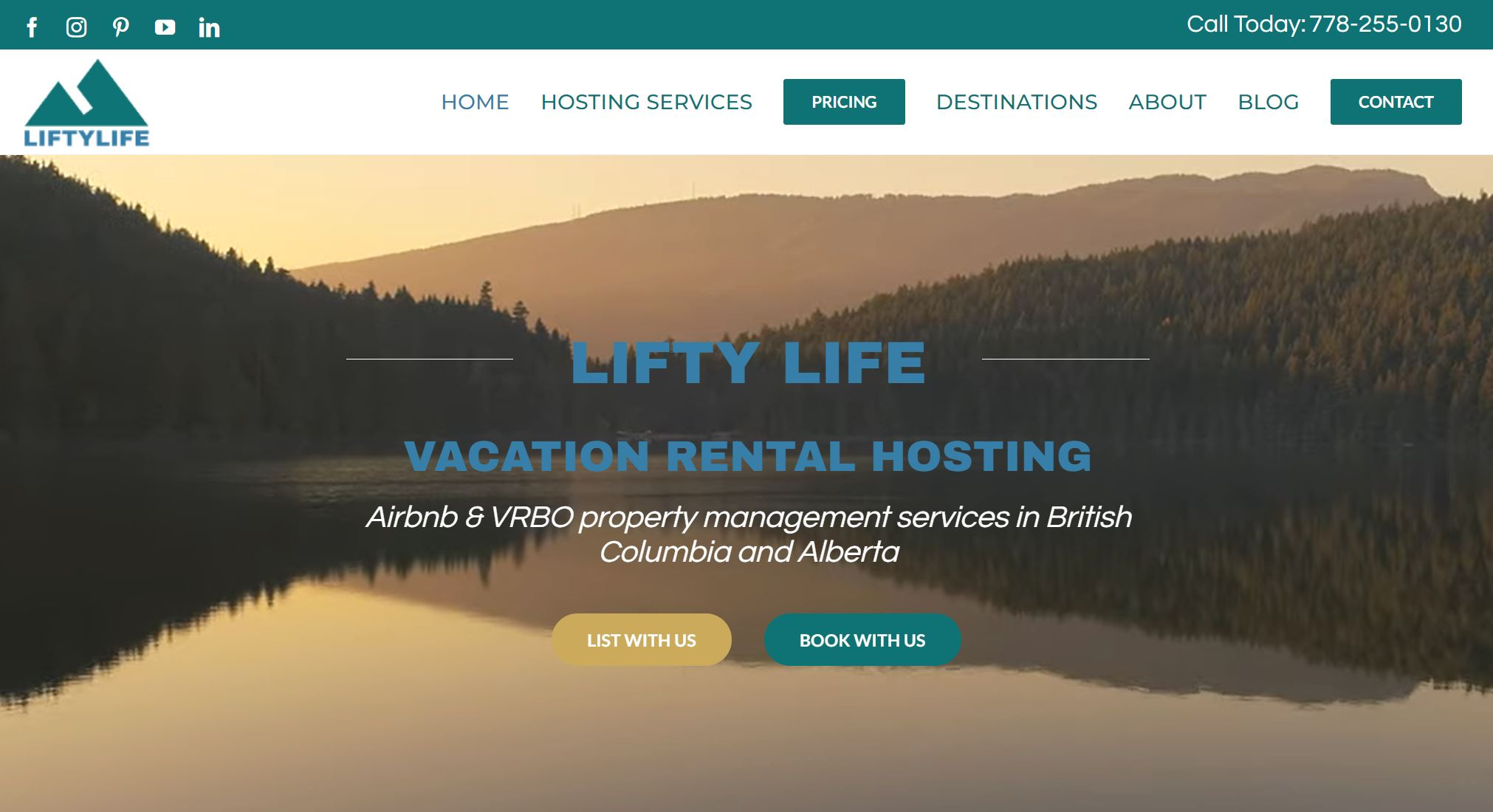 Lifty Life Home Page