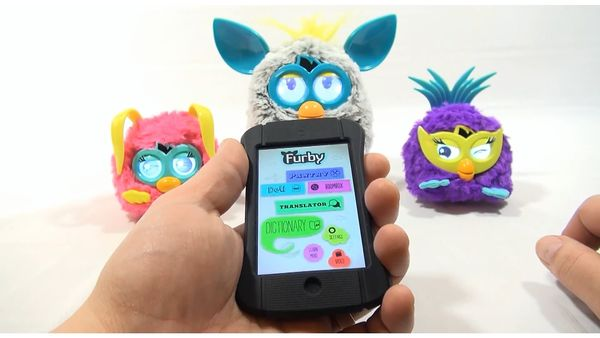 Furby's, the hottest (and most irritating) toys in town