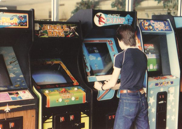 The 80's saw an explosion of arcade and home console gaming