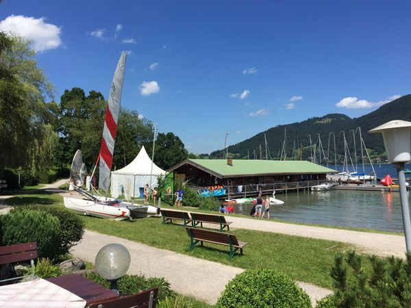 Lake Tegernsee, Bavaria, Germany