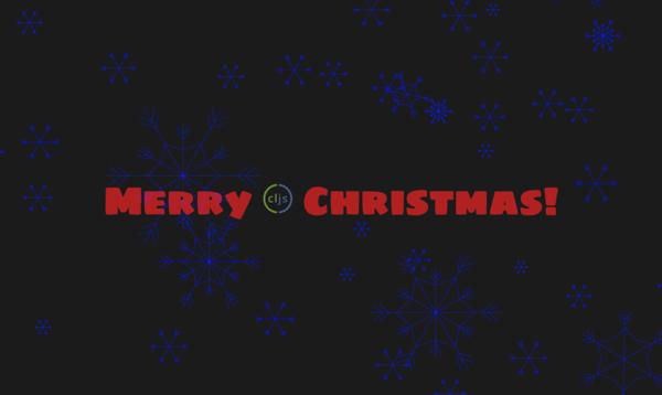 Merry CLJS Christmas