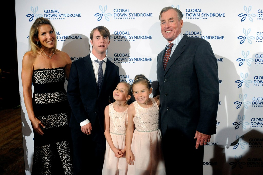 Actor John McGinley at Global Down Syndrome Foundation
