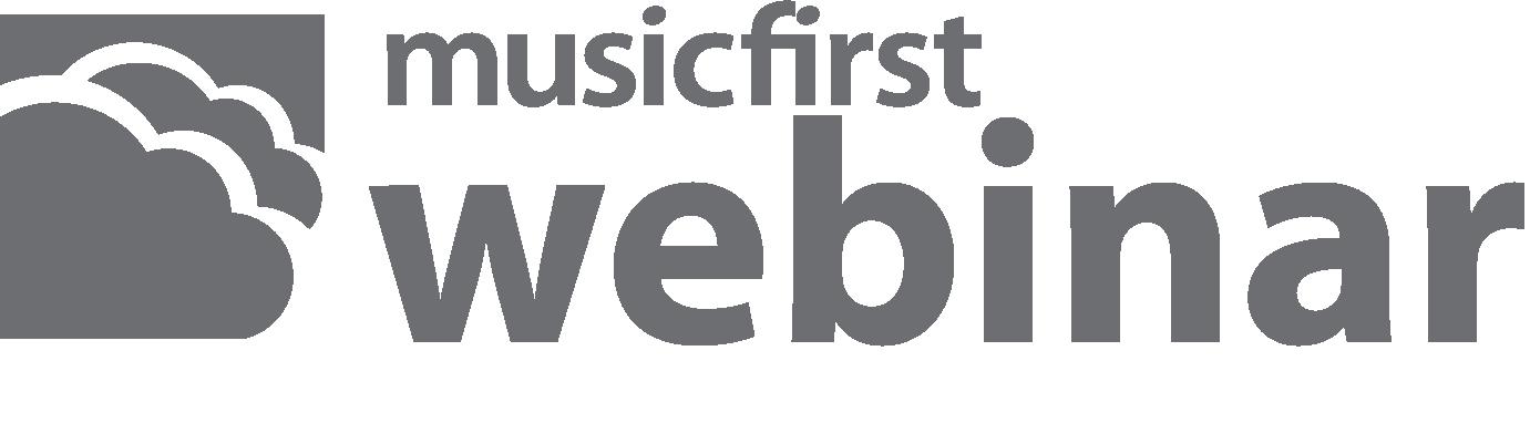 MusicFirst Webinar