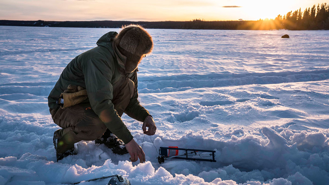 Hardwater Basics: A Guide to Tip-Up Fishing