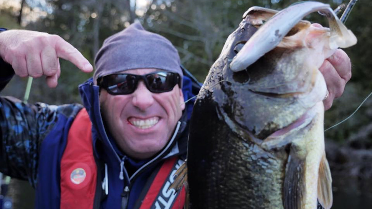 Bass-ic Instinct: Why Fat Guys are Better Bass Fishermen